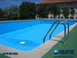 instalaciónes de piscinas