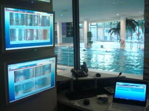 Monitor ufficio bagnini